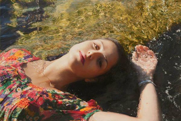 写真にしか見えない…ハイパー・リアルな油絵を描くアーティストがすごい