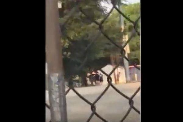 共和党議員への銃撃事件、無数の銃声が響き渡る動画が恐ろしい
