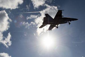 米海軍の戦闘機「F/A-18」がシリア軍機を撃墜