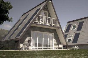 なんと完成まで6時間、低価格で組立式のイタリアン住宅がユニーク