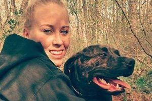 愛犬のピットブルが飼い主を殺害か、女性が散歩の途中に襲われ死亡