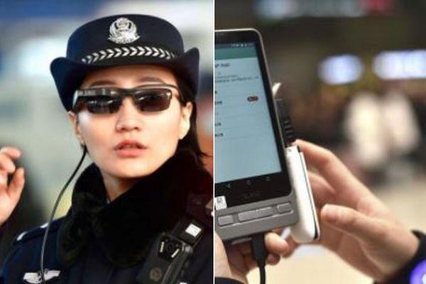 中国警察、犯罪者捜索のため顔認識機能付きサングラスを導入