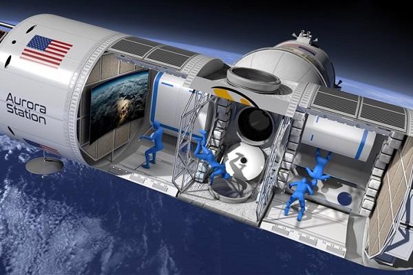 4年後に宇宙初のホテルが誕生?米国のスタートアップ企業に注目が集まる