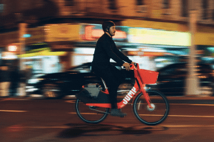 Uberが自転車のシェア・サービスを提供するスタートアップ企業を買収