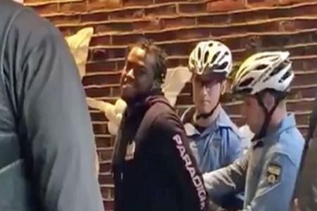 スタバ店員の通報で待ち合わせの黒人逮捕、抗議により8000店一時閉鎖へ