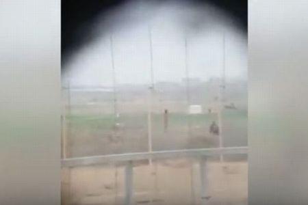 「パレスチナ人を狙撃、命中、歓声」新たな動画にイスラエル国内でも批判