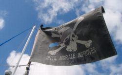 カリブ海で海賊による略奪行為が急増、東アフリカより多くの事件が発生