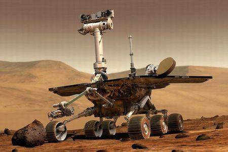 火星探査ローバー「オポチュニティ」が反応せず!NASAが緊急事態を宣言