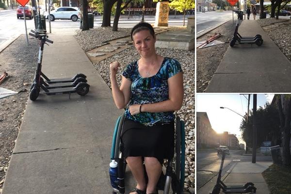 本当に迷惑!車椅子女性の怒りに共感と応援の声が寄せられる