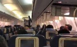 印の旅客機で乗客が耳や鼻から血を流す事態に、原因は気圧スイッチの入れ忘れ