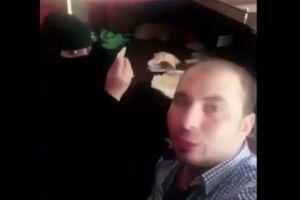 サウジの女性と職場で朝食を食べたエジプト人男性、動画が拡散し逮捕される