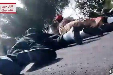 【閲覧注意】イランで軍事パレードの最中にテロが発生、事件の瞬間がとらえられる