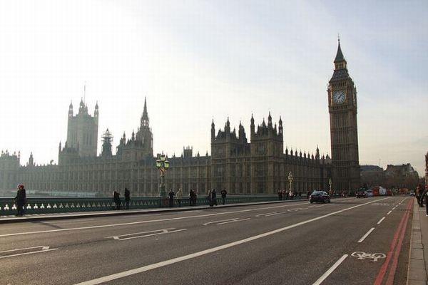 ロンドンが「ウルトラ低排出ゾーン」を指定、平日の朝夕にガソリン車を規制