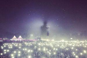 インドの上空に幽霊が出現?大気汚染の深刻さを示す写真に注目が集まる
