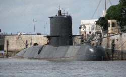 消息不明となっていたアルゼンチンの潜水艦、約1年の時を経て発見される