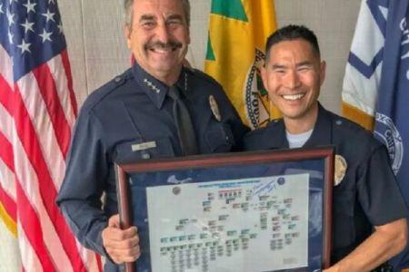 外科医兼警察官!ロス市警に実在するケンジ・イナバがすごい
