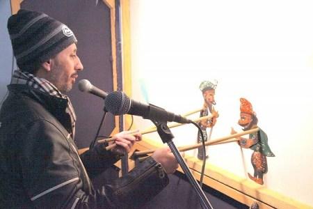 内戦の最中にあるシリアで危機に瀕していた影絵芝居、危機遺産に登録
