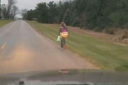 いじめをなくすために父親が娘を撮影、その動画が1900万回も再生され話題に