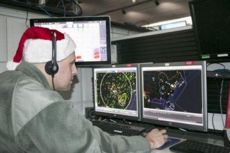 「今年もサンタを追跡するよ!」米政府機関閉鎖でNORADが子供らにツイート