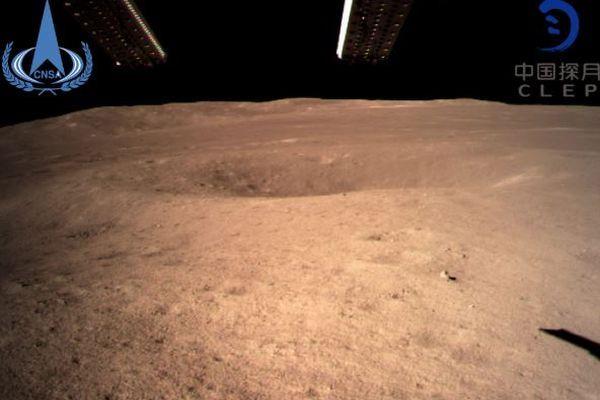 人類が見たこともない月の裏側、中国の探査機が初めて着陸に成功