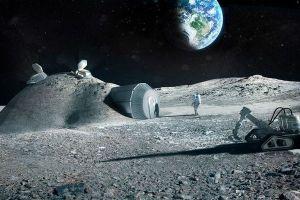 欧州宇宙機関が2025年までに月での資源採掘を目指す計画をスタートさせる