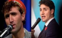カナダのイケメン首相、ジャスティン・トルドー氏に似ているアフガン人が話題に