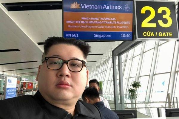 金正恩氏のそっくりさん、米朝首脳会談を前にベトナムから追放される