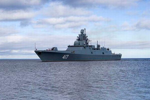 「視界が奪われ、吐き気を催す…」露の艦船が敵を攪乱させる新型装置を設置