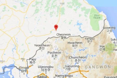 北朝鮮でマグニチュード2.1の人工地震を観測、鉱山内部で爆発か?