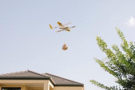 ドローンによる配達を米連邦航空局が正式に許可、今年中に開始
