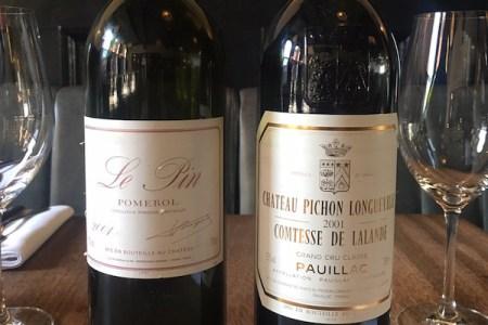 英国のレストランがワインボトルを間違えて、63万円の超高級品を出してしまう