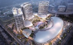 """世界初!映画をテーマにした""""垂直""""のテーマパークが中国でオープン間近!"""