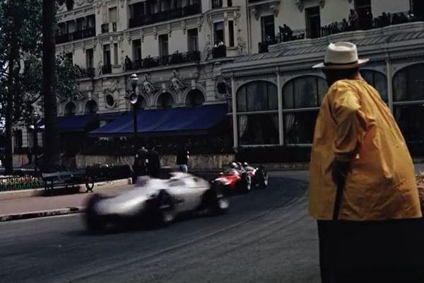 1962年のモナコF1グランプリ、歩道に人、コースにはトラックが駐車していた!