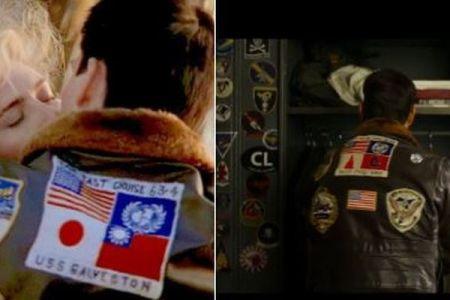 【悲報】新作映画『トップガン』から日本と台湾の国旗が消えてしまう