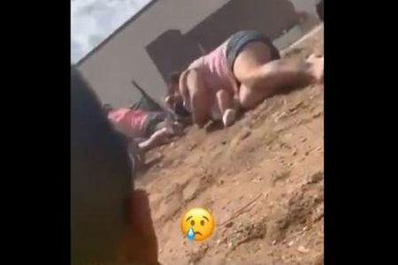 【テキサス州銃乱射】銃声が響き渡る事件現場で撮影された映像が恐ろしい
