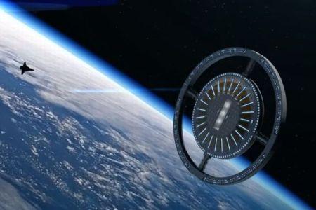 宇宙旅行で民間人が滞在できる初のステーション、商業用のプロジェクトが進行中