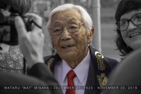 非白人初のNBA選手となった日系人のワット・ミサカ氏が他界