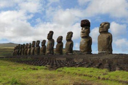 文明は滅んでいなかった?イースター島での調査で新たな研究結果:米大学