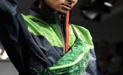 捨てられたテントで作った服、ロンドン・ファッション・ウイークに登場