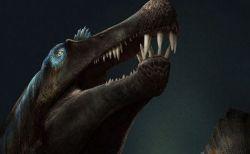 陸上の恐竜と思われてきたスピノサウルス、水中を泳いでいた可能性:デトロイト・マーシー大学