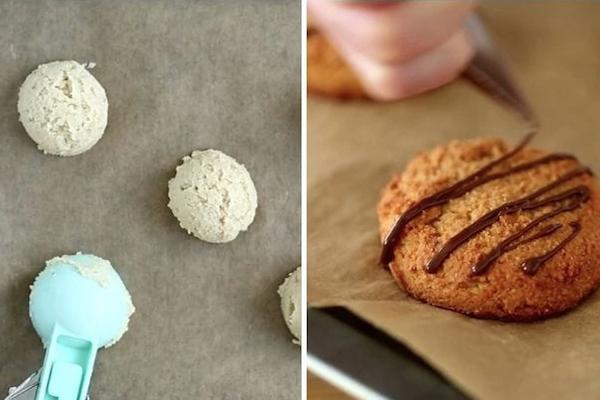 ロックダウン中のイギリスで紹介された、準備5分で焼けるヘルシークッキー