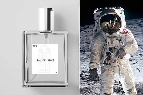 NASAが作った「宇宙の匂い」を香水に、クラウドファンディングで生産販売へ