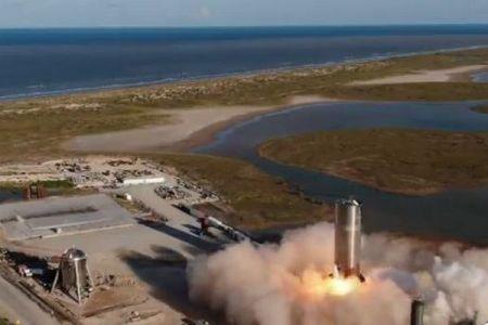 スペースXの次世代ロケット「Starship」、プロタイプによる打ち上げ実験が成功