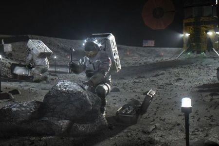 NASAが「ノキア」と契約、月面での通信ネットワークを構築へ