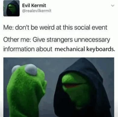 Awkward Kermit
