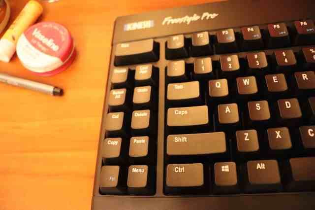 Kinesis Freestyle Pro Macro Keys