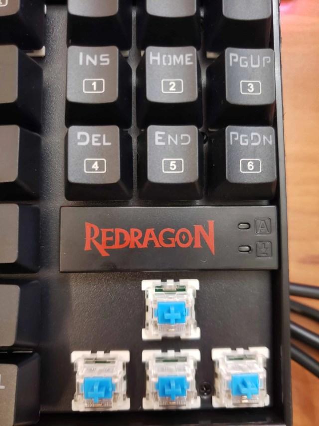 Oetemu blue switches