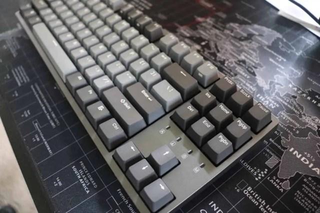 Durgod Taurus K320 mechanical keyboard