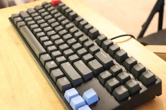 iKBC CD87 mechanical keyboard