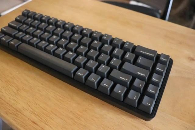 Vortexgear Cypher 65% mechanical keyboard